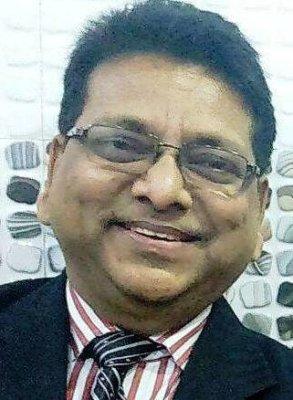 Kishor Srivastava
